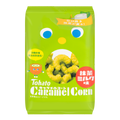 日本TOHATO桃哈多 焦糖花生粟米条 抹茶牛奶味 77g