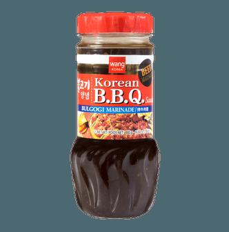 韩国WANG 梨汁烤牛肉酱 480g