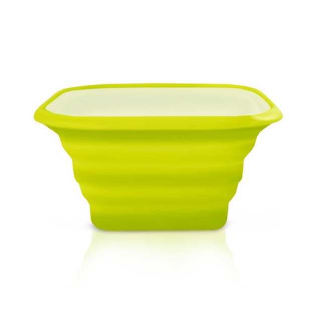 Product Detail - MORACC Pocket Bowl Silicon Container MSP-014 #Green - image 0