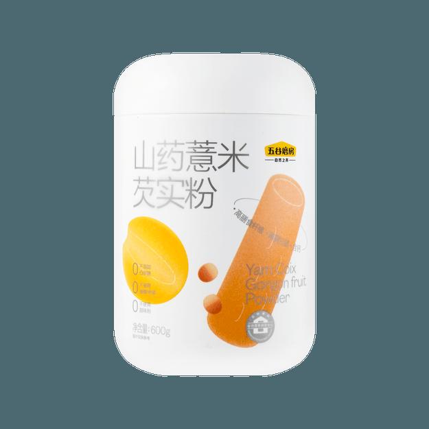 商品详情 - 五谷磨房 山药薏米芡实粉 600g - image  0