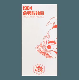JINPAI Chong Qing Instant Noodle Sour Hot Flavor 242g