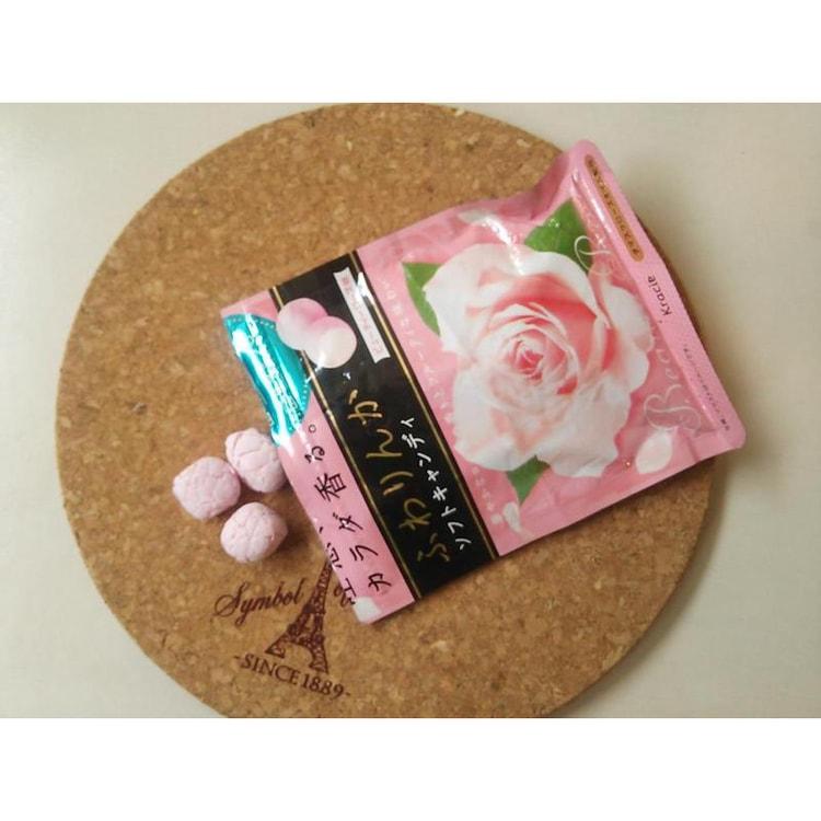 KRACIE FUWARINKA Rose Candy 32g - Yamibuy.com