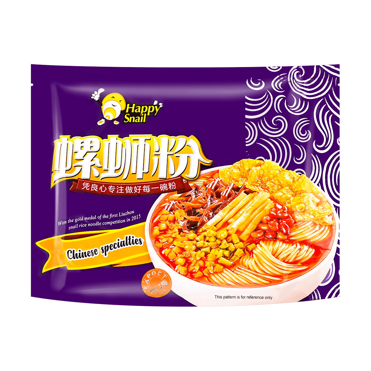 Yamibuy.com:Customer reviews:HAOHUANLUO Instant Spicy Rice Noodle 300g