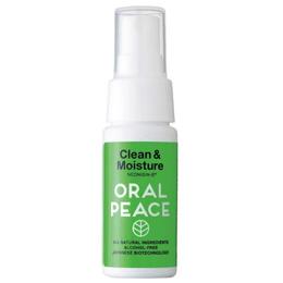 日本进口ORALPEACE口乐平口腔清洁喷剂 抗菌防口臭 纯天然无氟可食用 保持口腔湿润 30ml