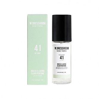 W.DRESSROOM Dress & Living Clear Perfume No.41 (Jas Mint) 70ml