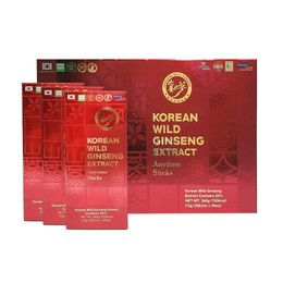 Hamyang Korean Wild Ginseng Extract Anytime Liquid Stick 30ea (30 x 10g)