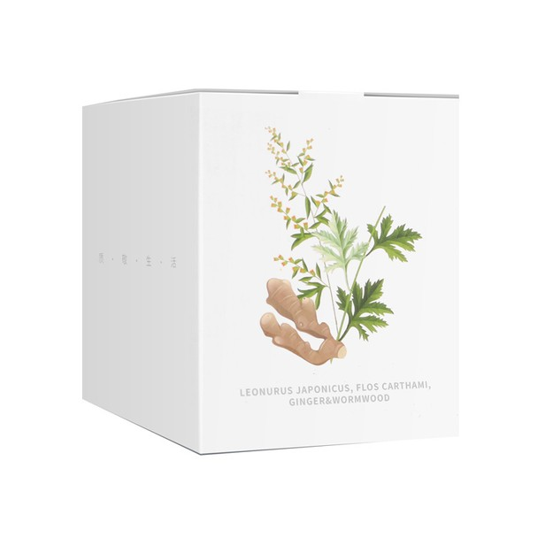 Product Detail - Lifease Steam foot bath steam foot bath without pouring water mugwort herbal foot bath bag (10 packs)  [5-7 Days U.S. Fr - image 0