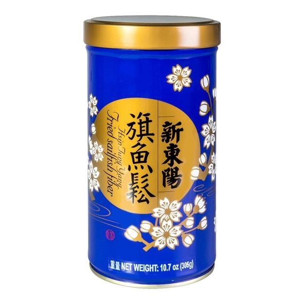 商品详情 - 台湾新东阳 旗鱼松 铁罐装 305g - image  0