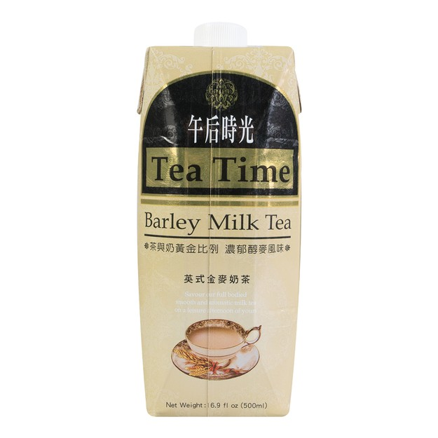 Product Detail - TEA TIME Barley Milk Tea 500ml - image 0
