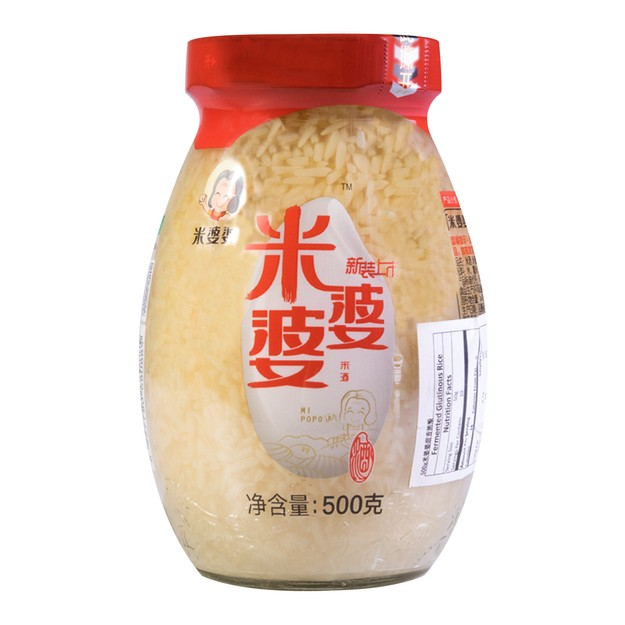 Product Detail - MIPOPO Sweet Fermented Rice 500g - image 0