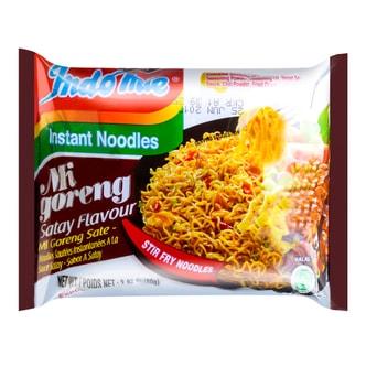 印尼营多 沙爹干炒面 80g 世界十大最好吃泡面
