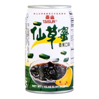 台湾泰山  仙草蜜 香蕉口味 310ml