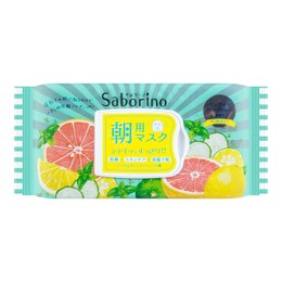 BCL SABORINO Morning Mask Fresh 32sheets