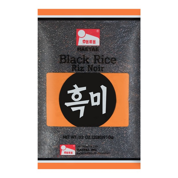 Product Detail - HAITAI Black Rice 910g - image 0