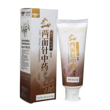 【NEW】LIANG MIAN ZHEN  Herbal Toothpaste 115g