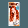 MISE EN SCENE Hello bubble Hair Foam Color Sunset Orange