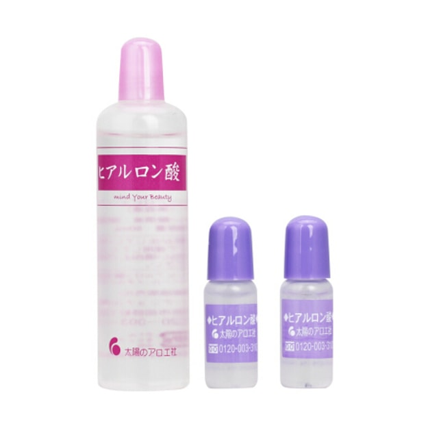 Product Detail - TAIYOUNOAROESHA Hyaluronic Acid 80ml GIFT 10ml*2Pieces - image 0