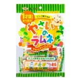 日本ABE安部制果  蔬菜果蔬风味汽水糖  低敏维生素 70g