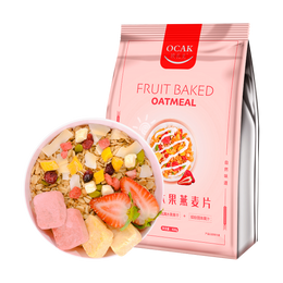OCAK Fruit baked cereal 400g