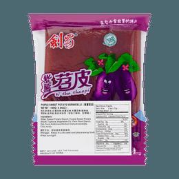剑蜀 紫薯苕皮 140g
