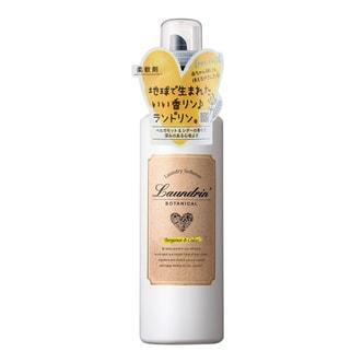 LAUNDRIN' Botanical Fabric Softener Bergamot & Cedar 500ml