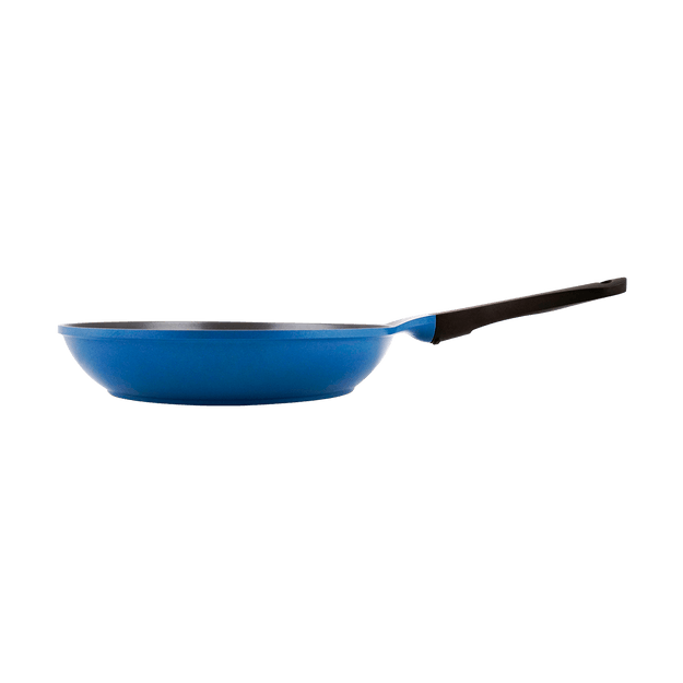 Product Detail - NEOFLAM EELA Nonstick Cast Aluminum Ceramic Coating Stock Frying Pot 10in #Deep Blue 26cm - image 0