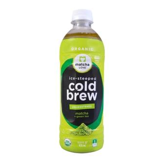日本ITO EN伊藤园 MATCHA LOVE  无糖绿茶 470ml  USDA认证