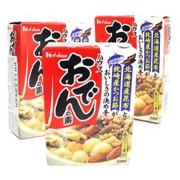 JAPAN HOUSE ODENN Hot Pot Seasoning Sauce Bag 77.2g