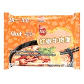 UNIF 100 Spicy Beef Flavor Instant Noodles 108g