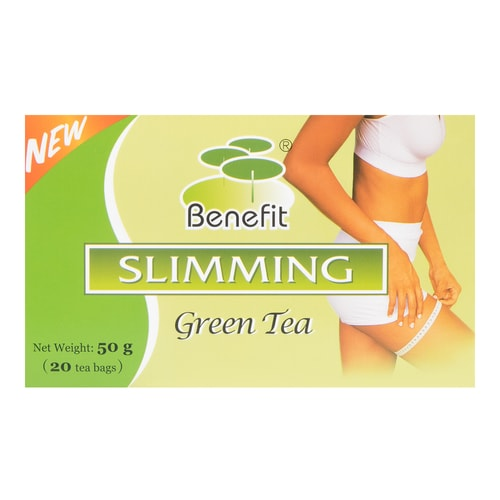 【Clearance】BENEFIT Slimming Tea 20 tea bags  50g