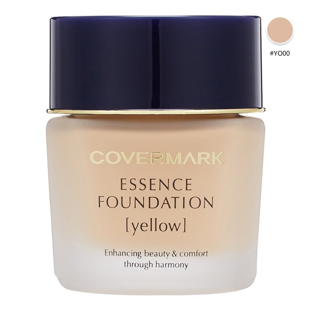 Product Detail - COVERMARK Essence Foundation Yellow #YO00 30g - image 0