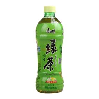 康师傅 绿茶 蜂蜜茉莉味 550ml