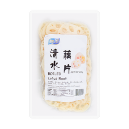YUMEI Boiled Lotus Root 400g