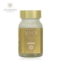 【日本直邮】新兴和制药 MIRAI LAB NMN9000 高纯度抗衰老 逆龄丸
