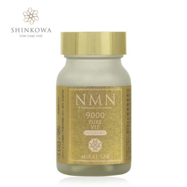 Product Detail - KOWA Mirai Lab NMN9000 High purity anti-aging - image 0