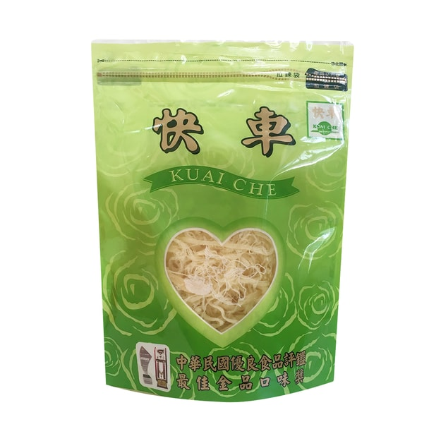 Product Detail - KUAICHE C2 Dried Shredded Squid 200g - image 0