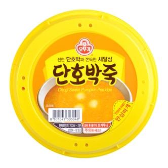 韩国OTTOGI不倒翁 营养美味南瓜粥 2分钟即食 1人份 285g
