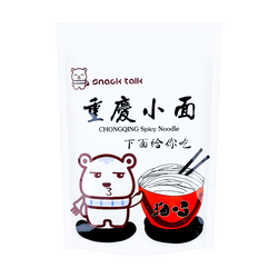 SNACK TALK Chongqing Spicy Noodle 220g