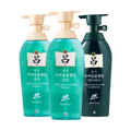 Scalp Deep Cleansing Shampoo 500ml*2+Conditioner 500ml*1