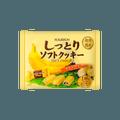 日本波路梦 香蕉巧克力软饼干 188g