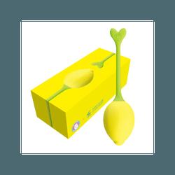 YY Horse Women Smart Vibrator Massager Kegel Training APP Remote Control #Lemon Kegel Ball