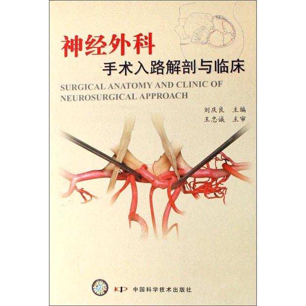 商品详情 - 神经外科手术入路解剖与临床 - image  0