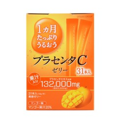 OTSUKA GROUP Skin C Collagen Jelly  Mango 31 Pieces