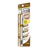 SANA NEW BORN EX Eyebrow Mascara And Pencil #B5 Light Brown 1pc