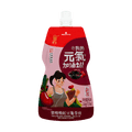 Grass Jelly Drink Red Bean Flavor 218g