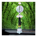 RAMBLE Car Pendant Cute Rearview Mirror Hanging Gourd Cartoon Automobile Interior Decoration Ornament ZBPA 1 pcs