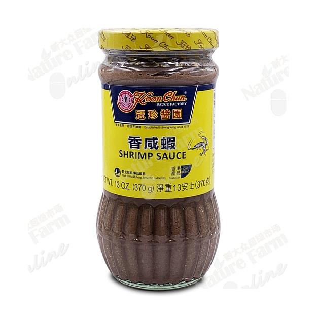 商品详情 - 冠珍酱园 香咸虾 370克 - image  0