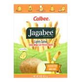 CALBEE Jagabee Lightly Salted Potato Sticks 113.4g