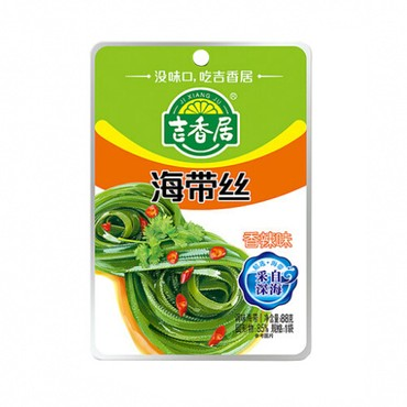 JIXIANGJU ShereddedKelp in Chili Oil 88g
