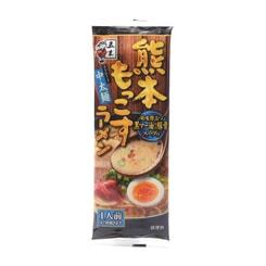 ITSUKI FOODS Kumamoto Mokkosu Also Was Straining Noodles 123g